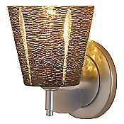 Bling I Round LED Sconce