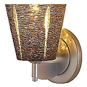 Bling I Round LED Sconce