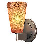 Bling II Round LED Sconce