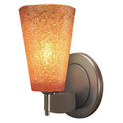 Bling II Round LED Sconce
