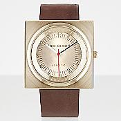 Block Watch (Brass) - OPEN BOX RETURN