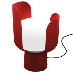 Blom Table Lamp (Red) - OPEN BOX RETURN