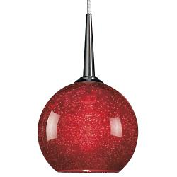 Bobo LED Down Pendant with 4 In. Kiss Canopy