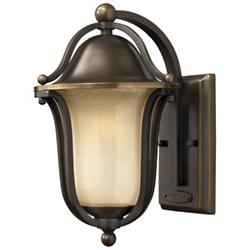 Bolla Outdoor Wall Sconce