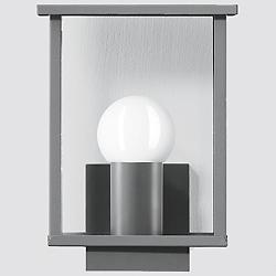 Boom LED Unshielded Wall Light - 2015/2037