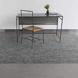 Boucle Floormat (Black/White/46x72) - OPEN BOX RETURN