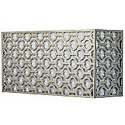 Brentwood Rectangle Sconce