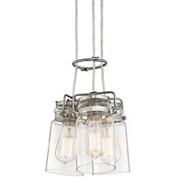 Brinley 3 Light Pendant