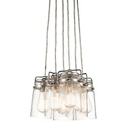 Brinley 6 Light Pendant