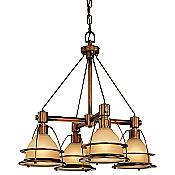 Bristol Bay Chandelier
