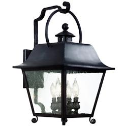 Bristol Outdoor Wall Sconce