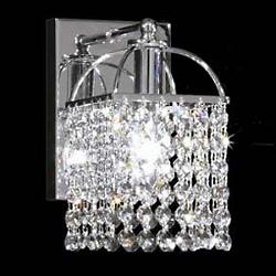 Broadway Square Wall Sconce