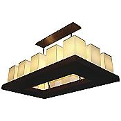 Candela Rectangular Chandelier