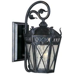 Canterbury Short Outdoor Wall Sconce
