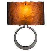 Carlyle Circlet Glass Sconce