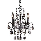 Castlewood Crystal Mini-Chandelier