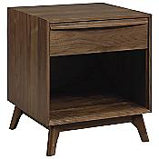 Catalina 1 Drawer Nightstand