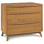 Catalina 3 Drawer Dresser