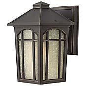 Cedar Hill Outdoor Wall Sconce
