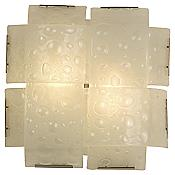 Cirrus Square Wall Sconce