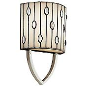 Cloudburst Wall Sconce