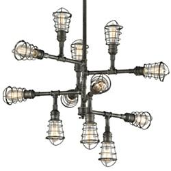 Conduit Chandelier
