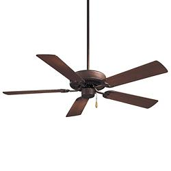 Contractor 52 Ceiling Fan (Antique Bronze) - OPEN BOX RETURN