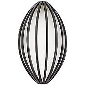 Corduroy Outdoor LED Wall Sconce