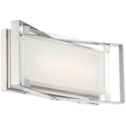 Crystal Clear LED Bath Bar