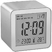Cube Sensor Snooze Alarm Clock