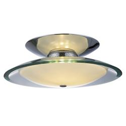 Curva 3-Light Flushmount