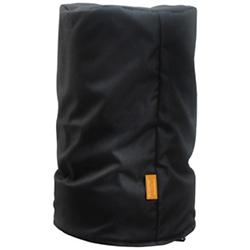 Cyl Fireplace Outdoor Cover (Black) - OPEN BOX RETURN