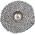 Dahlia Tablemat (Black) - OPEN BOX RETURN