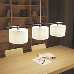 Danona 3 Luces Linear Suspension