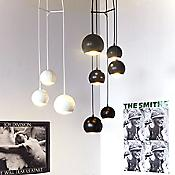 Deadstock Cannonball Multi-Light Pendant