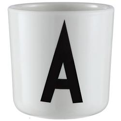 Design Letters Cup A-Z (Letter A) - OPEN BOX RETURN