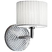 Diamond Shaded Wall Sconce