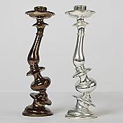 Distortion Candlestick Set of 2