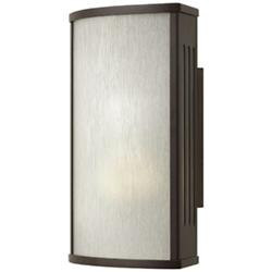 District Outdoor Wall Sconce