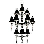 Diva 12-Light Chandelier