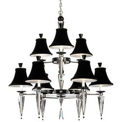 Diva 9-Light Chandelier