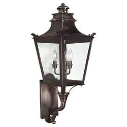 Dorchester Outdoor Wall Sconce