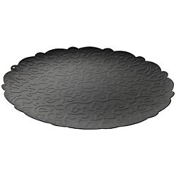 Dressed Round Tray (Black) - OPEN BOX RETURN