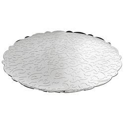 Dressed Round Tray (Mirror Polished) - OPEN BOX RETURN