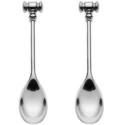 Dressed Set of 2 Spoons
