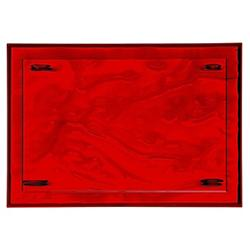 Dune Tray (Red/Large) - OPEN BOX RETURN