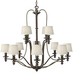 Dunhill 2-Tier Chandelier