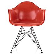 Eames Molded Fiberglass Armchair - Wire Base