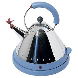 Electric Kettle with Bird
