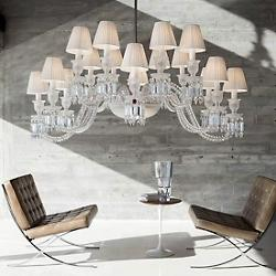 Ellipse 16-Light Chandelier